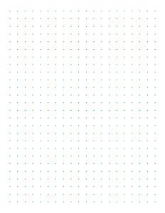 Printable Dot Graph Paper