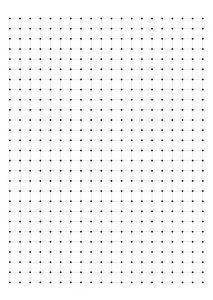Dot Graph Paper