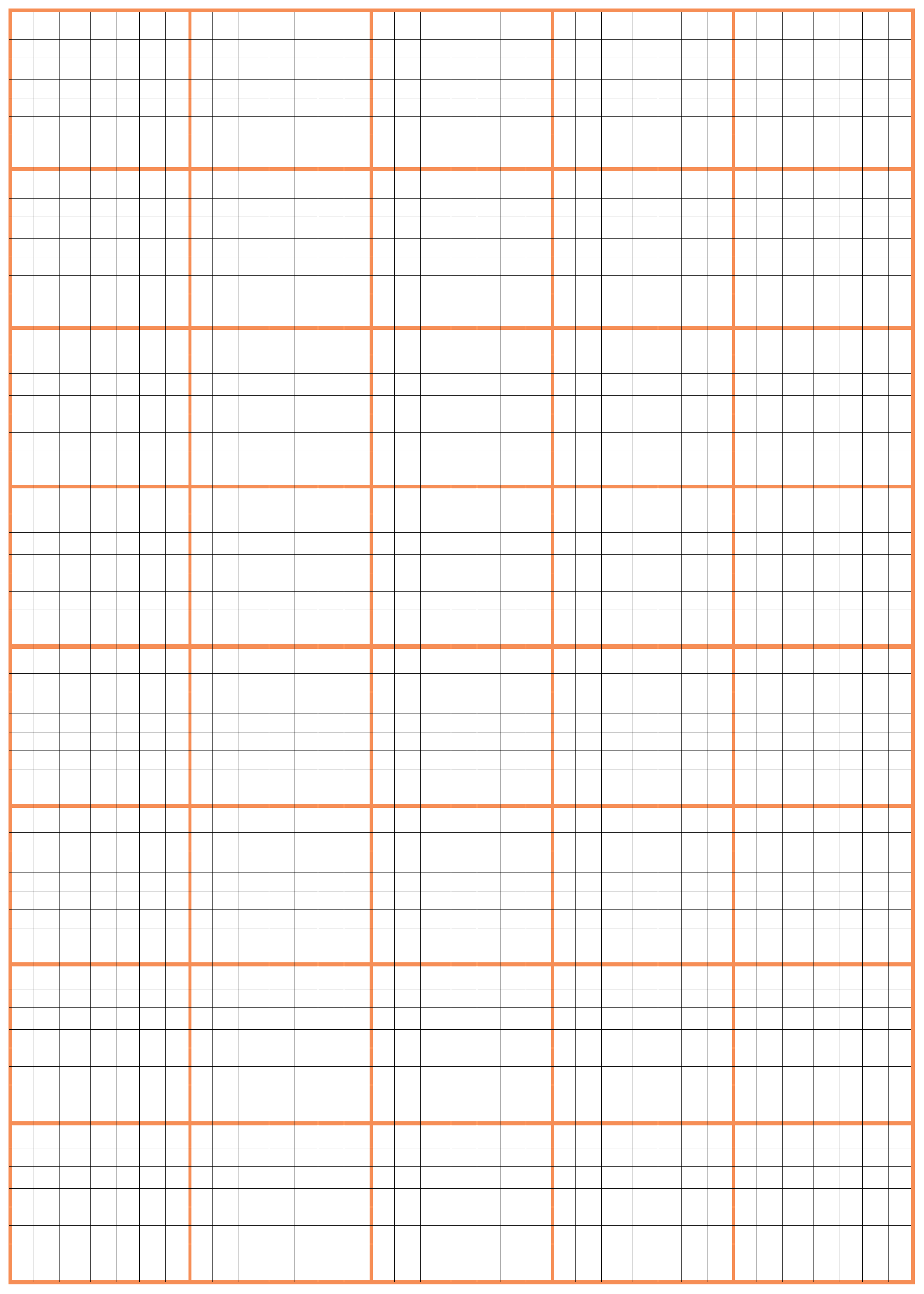Transparent Graph Paper For Cross Stitch