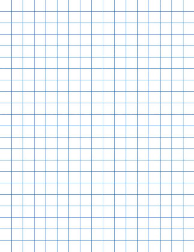 Free Grid Paper Printable
